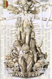 Death Note -12- Tome 12