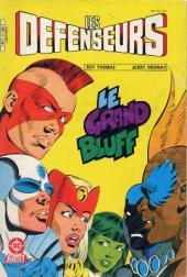 Les défenseurs (2e série - Arédit - Arédit DC) -2- Le grand bluff