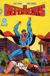 Les défenseurs (2e série - Arédit - Arédit DC) -3- Les Défenseurs 3