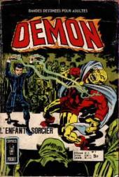 Démon (1re Série - Arédit - Comics Pocket) -3- L'enfant sorcier