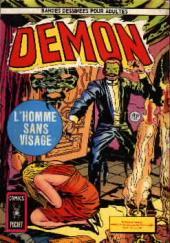 Démon (1re Série - Arédit - Comics Pocket) -4- L'homme sans visage