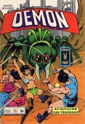 Démon (1re Série - Arédit - Comics Pocket) -9- Au royaume des ténèbres