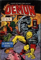 Démon (1re Série - Arédit - Comics Pocket) -5- La Dernière Greffe