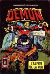 Démon (1re Série - Arédit - Comics Pocket) -6- L'esprit de la nuit