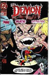 Demon (The) (1990) -21- Labyrinth