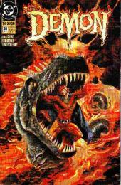 Demon (The) (1990) -36- The Eternity Quest, Part 6: A Funny Thing Happened...