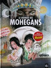 Le dernier des Mohegans - L'Ancêtre -1- L'Ancêtre