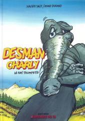 La faune des Pyrénées -1- Desman Charly, le rat trompette