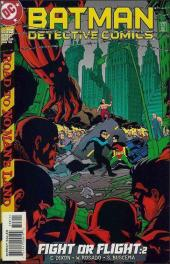 Detective Comics (1937) -728- Fight or flight part 2 : chaos squarred
