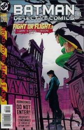Detective Comics (1937) -729- Fight or flight part 3 : 30 seconds to midnight