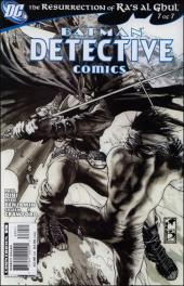 Detective Comics (1937) -839- The Resurrection of Ra's al Ghul (Part 7): Entitlement