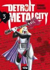 Detroit Metal City -3- Volume 3
