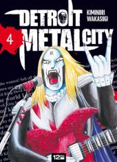 Detroit Metal City -4- Volume 4