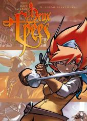 Deux épées -1- L'école de la licorne