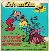Dicentim (Poche) -3- Le mystère de la plante Antiphleme