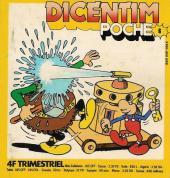 Dicentim (Poche) -6- La clef d'or