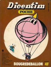 Dicentim (Poche) -9- Bougredeballon
