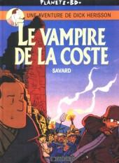 Dick Hérisson -4PBD- Le Vampire de la coste