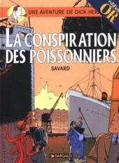 Dick Hérisson -5Or- La Conspiration des poissonniers