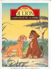Les classiques du dessin animé en bande dessinée -28- Le Roi Lion II - L'Honneur de la tribu