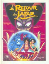 Walt Disney (Dargaud) - Le Retour de Jafar