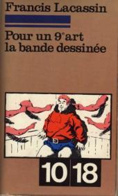 (DOC) Études et essais divers - Pour un 9e art la bande dessinée