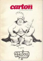 (DOC) Carton - Les cahiers du dessin d'humour -3- Dubout