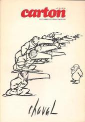 (DOC) Carton - Les cahiers du dessin d'humour -2- Chaval
