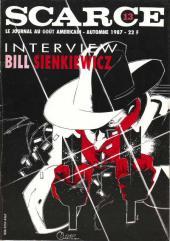 (DOC) Scarce -13- Bill Sienkiewicz - EC Comics - Watchmen