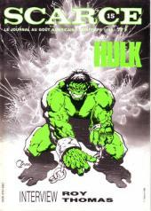 (DOC) Scarce -15- Roy Thomas - Hulk - Carl Barks