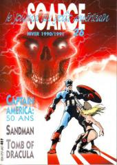 (DOC) Scarce -26- Captain America - Sandman - Tomb of Dracula