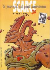 (DOC) Scarce -34- Gil Kane - K. Janson - EC Comics