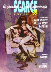 (DOC) Scarce -38- Mark Schulz - William Stout - Dave Sim - Richard Corben - Western