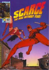 (DOC) Scarce -40- M. Séverin - Daredevil (2) - Quesada - Iron Man (2)