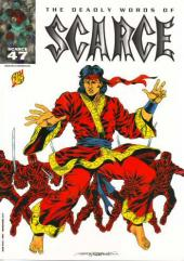 (DOC) Scarce -47- Jim Lee - Mark Waid - Master of kung-fu - Valiant (2)