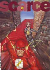 (DOC) Scarce -55- F. Miller - The Flash - Black Widow - Marvel Knights