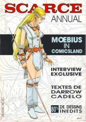 (DOC) Scarce -HS1- Moebius in comicsland