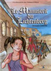Les aventures d'Aline -1- Le Manuscrit du Lichtenberg
