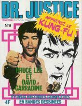 Docteur Justice (Magazine) -9- Dr. Justice magazine n°9