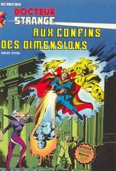 Docteur Strange (Arédit) -2- Aux confins des dimensions