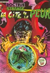 Docteur Strange (Arédit) -3- La cité de la peur