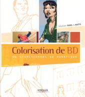 (DOC) Techniques de dessin et de création de BD - Colorisation de BD