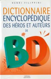 (DOC) Encyclopédies diverses -33- Dictionnaire encyclopédique des héros et auteurs de BD