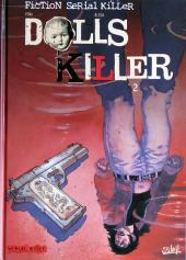 Couverture de Dolls Killer -2- Dolls killer 2