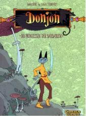 Donjon Zenit -3- Die Prinzessin der Barbaren