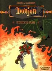 Donjon Zenit -4- Missglückter Zauber