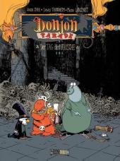 Donjon Parade (en allemand) -31&2- Der Tag der Frösche