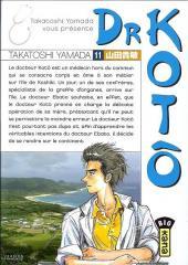 Dr Kotô -11- Tome 11