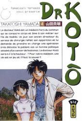 Dr Kotô -4- Tome 4