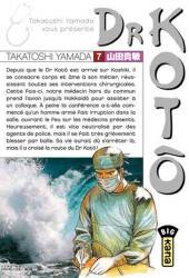 Dr Kotô -7- Tome 7